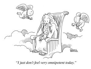 God Not Feeling Omnipotent-Compressed